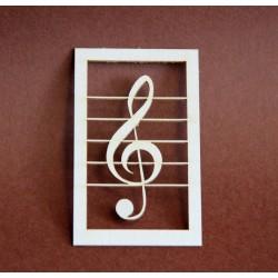 Tekturka MUSIC 4