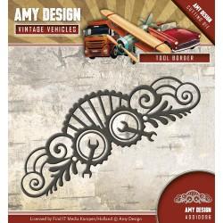 Tool Border wykrojnik Amy Design