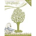 Drzewko wykrojnik Precious Marieke