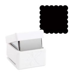 Dziurkacz kwadrat z falbanką