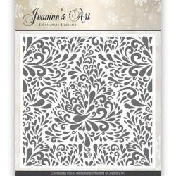Yvonne Creations folder do embossingu  Magical winter