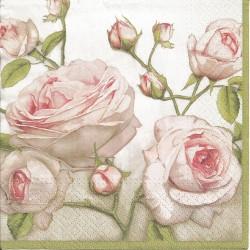 Beauty Roses serwetka 33x33 cm