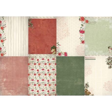 Autumn Color zestaw papierów A4