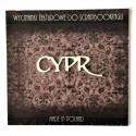 Tekturka CYPR napis