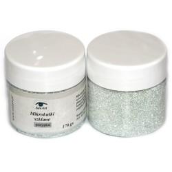 Mikrokulki szklane posypka 0,6-0,8 mm. 170 g. SeeArt
