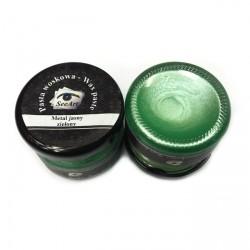Pasta woskowa metal jasna zieleń 20ml SeeArt