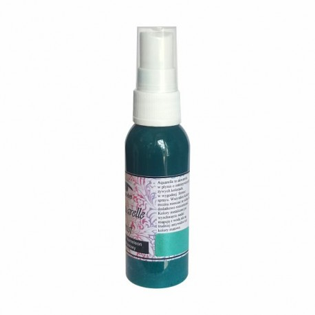 Mgiełka Aquarelle Mist 50 ml. AQ29 kameleon niebieski