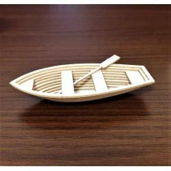 Łódka 3D wędkarstwo