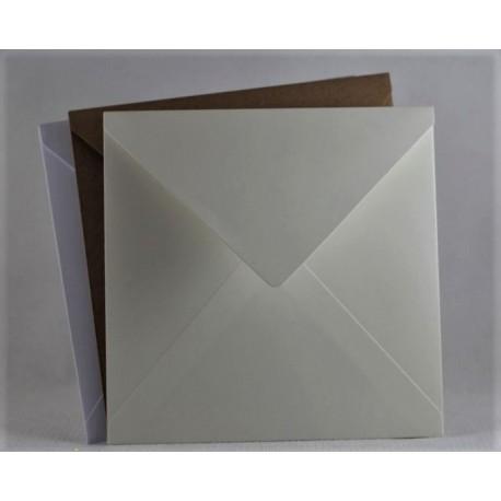 Folder na zdjęcia - biały - 10,5x15x0,6cm