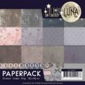 Lilly Luna 15x15cm zestaw 23szt.