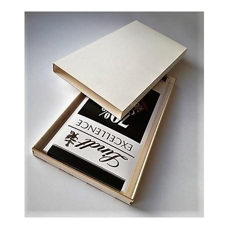 Pudełko na kartki DL 105x220x25mm