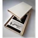 Czekoladownik szufladkowy na duże czekolady 105x200x14mm