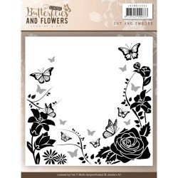 Winter Classic Embossing Folder - Jeanines Arts