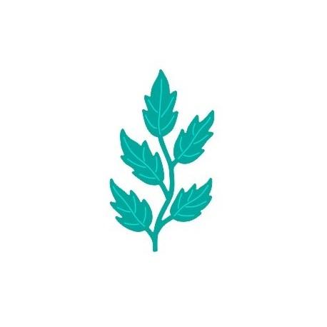 Classic Leaf  wykrojnik listki Rosy Owl