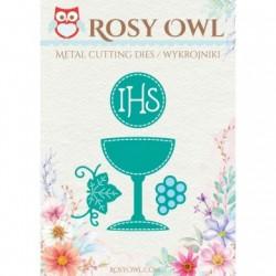 IHS wykrojnik Rosy Owl