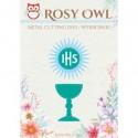 Kielich, hostia z promykami wykrojnik Rosy Owl