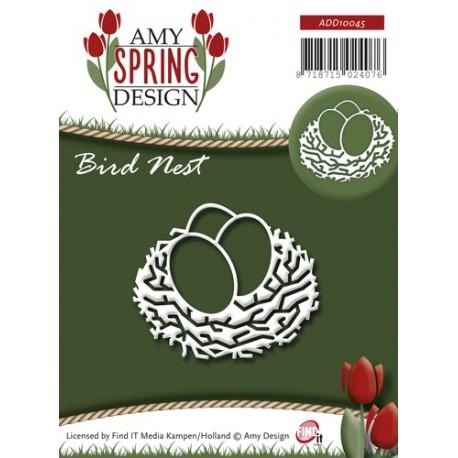 Wykrojnik Amy Design - Spring - Bird Nest