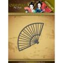 Oriental wachlarz wykrojnik Amy Design