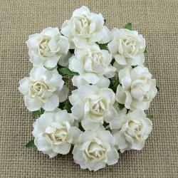 Cottage rose RÓŻ 25 mm, zestaw 5szt.