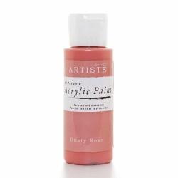 Farba akrylowa 60 ml Rose Pink Artiste