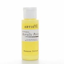 Farba akrylowa 60 ml Buttermilk Artiste