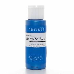 Farba akrylowa Metallic Miedź 60 ml Artiste