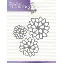 Timeless Flowers wykrojniki kwiatki Precious Marieke