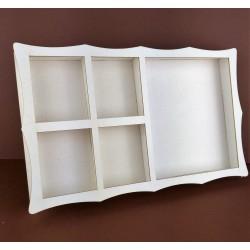 Shadowbox ramka 3D 20x20cm