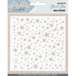 MUR Card Deco Essentials maska/szablon 13x13 cm