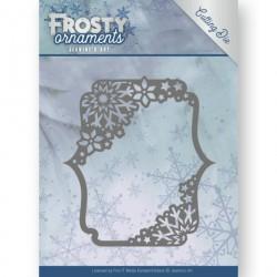 Frosty Ornaments  wykrojniki Jeanines Art