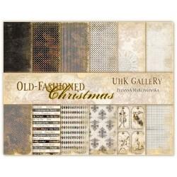 UHK Old-Fashioned Christmas zestaw 30,5x30,5 cm