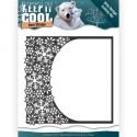 Keep it Cool wykrojnik ramka 13 cm Amy Design
