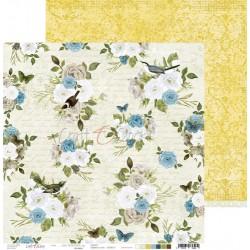 LADIES&GENTLEMEN - 06 - dwustronny papier 30,5x30,5cm