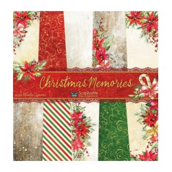 Christmas Memories 09/10 papier 30,5x30,5 cm