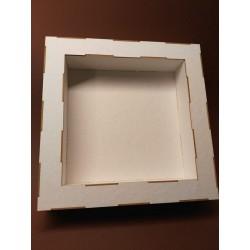 Shadowbox ramka 3D 22,5 x 14 cm