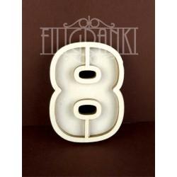 Shaker Box CYFRA 8