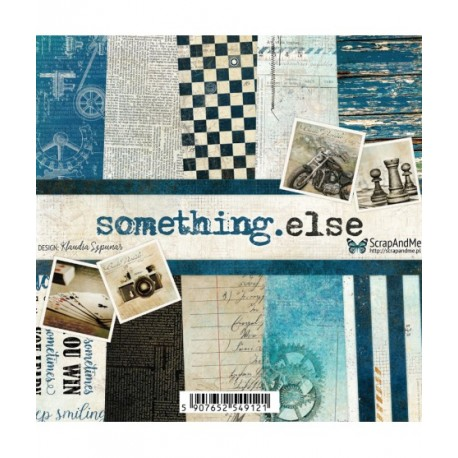 SOMETHING.ELSE 09/10 papier 30x30cm