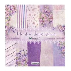 Meadow Impressions Zestaw Papierów 30,5x30,5cm