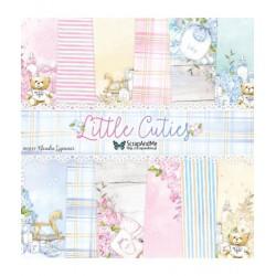 Little Cuties Zestaw Papierów 30,5x30,5cm