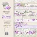 My sweet Provence zestaw 6 ark 30,5x30,5 LEMONCRAFT