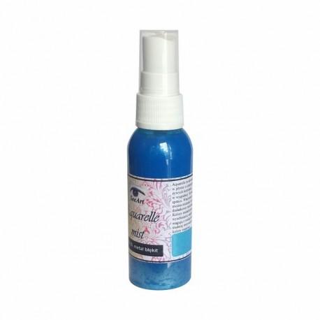 Mgiełka Aquarelle Mist 50 ml. AQ33 metal fiolet