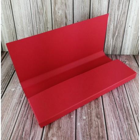 Czekoladownik pudełko 200x90x13mm białe