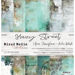 HAZY STREET - ZESTAW PAPIERÓW 30,5X30,5CM