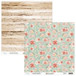 Birdsong 02 papier dwustronny 30,5x30,5 cm MINTAY