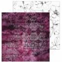 SOMEWHERE - zestaw papierów 30x30cm 8szt. +bonus AB Studio