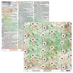 SECRET PLACE 04 papier dwustronny 30,5x30,5 cm MINTAY