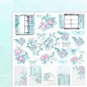 My sweet Provence 05 Papier dwustronny 30,5x30,5 LEMONCRAFT