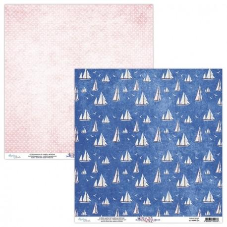 Marina 03 papier dwustronny 30,5x30,5 cm MINTAY