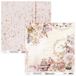 Dear Diary 01 papier dwustronny 30,5x30,5 cm MINTAY