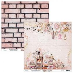 Dear Diary 03 papier dwustronny 30,5x30,5 cm MINTAY